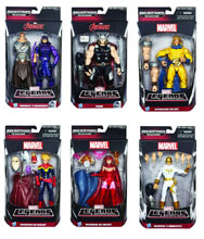 Image: Avengers 6-Inch Infinite Series Legends Action Figure Assortment  (8) -