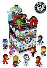 Image: Avengers: Age of Ultron Mystery Minis 12-Piece Blind Mystery Box Display  -
