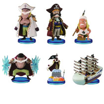 Image: One Piece World Collectable Figure: History of Shirohige - Moby Dick  -