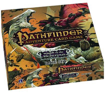 Image: Pathfinder Adventure Card Game: Wrath of the Righteous Base Set  -