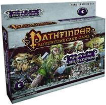 Image: Pathfinder Adventure Card Game: Wrath Righteous Character Add-On Deck  -