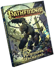 Image: Pathfinder Roleplaying Game: Pathfinder Unchained  -