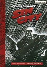 Image: Frank Miller's Sin City: The Hard Goodbye Curator's Collection HC  - Dark Horse Comics