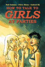 Image: How to Talk to Girls at Parties HC  - Dark Horse Comics