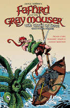 Image: Fritz Leiber's Fafhrd and the Gray Mouser: The Cloud of Hate and Other Stories SC  - Dark Horse Comics
