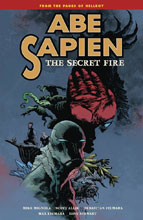 Image: Abe Sapien Vol. 07: The Secret Fire SC  - Dark Horse Comics