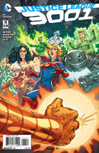 Image: Justice League 3001 #11  [2016] - DC Comics