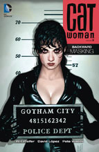 Image: Catwoman Vol. 05: Backward Masking SC  - DC Comics