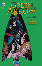 Image: Green Arrow Vol. 05: Black Arrow SC  - DC Comics