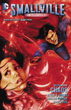Image: Smallville Season 11 Vol. 08: Chaos SC  - DC Comics