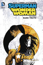 Image: Superman / Wonder Woman Vol. 04: Dark Truth HC  - DC Comics
