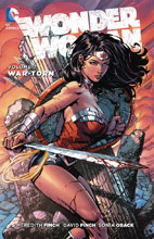 Image: Wonder Woman Vol. 07: War-Torn SC  - DC Comics