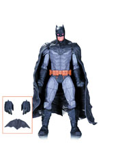 Image: DC Comics Designer Series Lee Bermejo Action Figure: Batman  - DC Comics