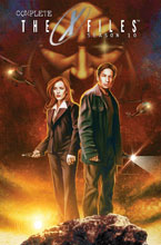 Image: X-Files: The Complete Season 10 Vol. 01 SC  - IDW Publishing