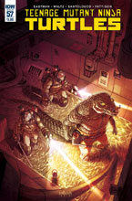 Image: Teenage Mutant Ninja Turtles #57  [2016] - IDW Publishing