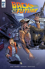 Image: Back to the Future #7  [2016] - IDW Publishing