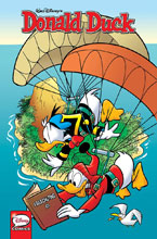 Image: Donald Duck Vol. 01: Timeless Tales HC  - IDW Publishing