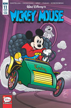 Image: Mickey Mouse [2016] #11 (subscription cover - Perina)  [2016] - IDW Publishing