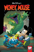 Image: Mickey Mouse: The Chirikawa Necklace SC  - IDW Publishing