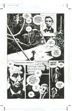 Image: Mike Mignola's Amazing Screw on Head & Other Curious Objects Artist's Edition HC  - IDW Publishing
