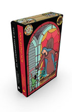 Image: God is Disappointed in You / Apocrypha Now Slipcased Set HC  - IDW - Top Shelf
