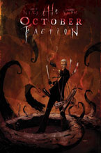 Image: October Faction Vol. 02 SC  - IDW Publishing