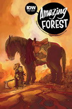 Image: Amazing Forest #4  [2016] - IDW Publishing