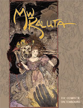 Image: Michael Wm. Kaluta: The Complete Sketchbooks HC  - IDW Publishing