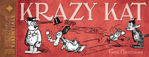 Image: Library of American Comics Essentials: Krazy Kat - 1934 HC  - IDW Publishing