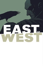 Image: East of West #25 (cover A) - Image Comics
