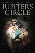 Image: Jupiter's Circle Vol. 2 #6 (cover A - Sienkiewicz) - Image Comics