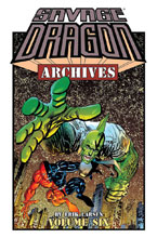 Image: Savage Dragon Archives Vol. 06 SC  - Image Comics