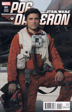 Image: Poe Dameron #1 (variant cover - Movie) - Marvel Comics