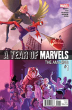 Image: Year of Marvels: The Amazing #1  [2016] - Marvel Comics