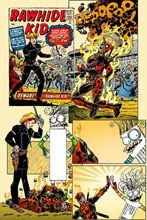 Image: Deadpool #9 (variant cover - Koblish Secret Comic) - Marvel Comics