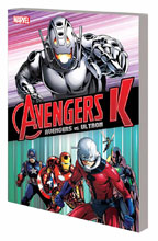 Image: Avengers K Book 01: Avengers vs. Ultron SC  - Marvel Comics