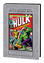 Image: Marvel Masterworks: The Incredible Hulk Vol. 10 HC  - Marvel Comics