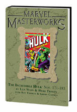 Image: Marvel Masterworks Vol. 235: The Incredible Hulk Nos. 171-183 HC  - Marvel Comics