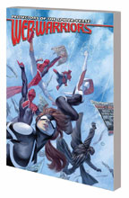 Image: Web Warriors of the Spider-Verse Vol. 01: Electroverse SC  - Marvel Comics