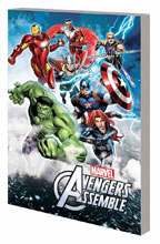 Image: Marvel Universe All-New Avengers Assemble Digest Vol. 04 SC  - Marvel Comics
