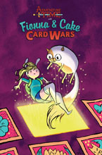 Image: Adventure Time with Fionna & Cake: Card Wars SC  - Boom! Studios