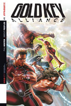 Image: Gold Key: Alliance #1 (cover A - Massafera)  [2016] - Dynamite