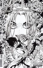 Image: Lords of the Jungle #2 (variant incentive cover C - Castro B&W) (10-copy)  [2016] - Dynamite