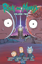 Image: Rick and Morty Vol. 02 SC  - Oni Press Inc.