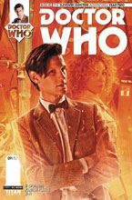 Image: Doctor Who: 11th Doctor - Year Two #9 (cover B - Photo)  [2016] - Titan Comics