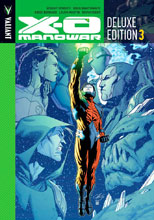 Image: X-O Manowar Deluxe Edition Vol. 03 HC  - Valiant Entertainment LLC