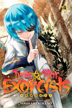 Image: Twin Star Exorcists Vol. 04 SC  - Viz Media LLC