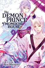Image: Demon Prince of Momochi House Vol. 04 GN  - Viz Media LLC