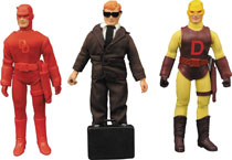 Image: Marvel Super Heroes Limited Edition Collector Set: Daredevil  - Diamond Select Toys LLC