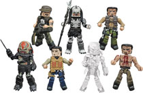 Image: Predator Minimates Series 2 Assortment  - Diamond Select Toys LLC